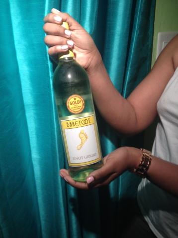 Barefoot Pinot Grigio TIML Wine of the Week 4/9/14