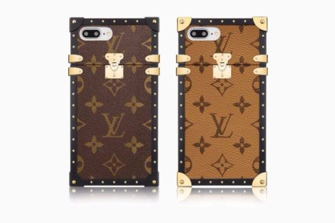 purchase cheap 25f07 c56e4 Louis Vuitton Drops Eye-Trunk iPhone 7 & 7 Plus Cases – This Is ...