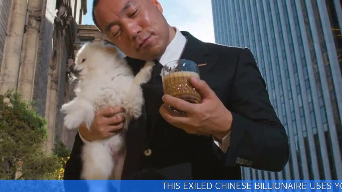 Meet the Exiled Chinese Billionaire Posting Youtube Video From his $68 Million NYC Apartment