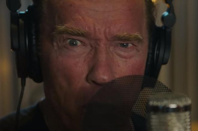 ARNOLD SCHWARZENEGGER RAPS ON NEW SONG: LISTEN – This Is ...